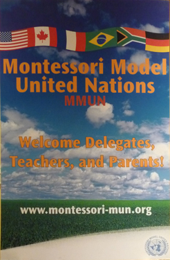 Montessori Model United Nations