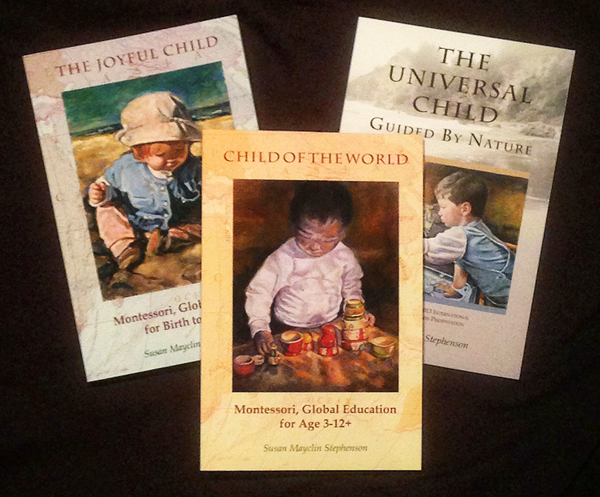 Three Montessori Books