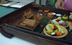 "Montessori ""farm"" game in thailand"
